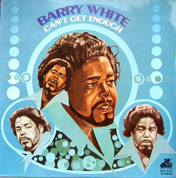 Barry White – Can't Get Enough Of Your Love, Babe Lyrics ...