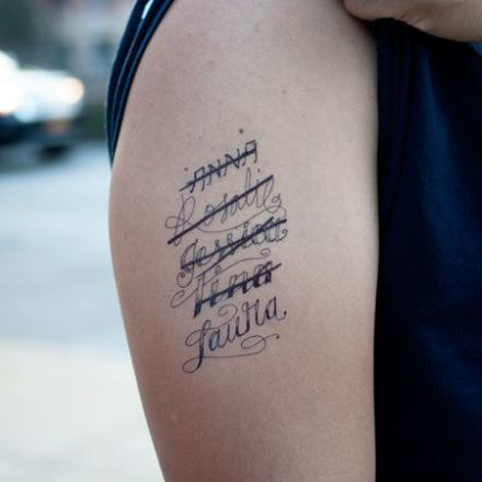 These People Clearly Regret Their Tattoos - What's in a Name? | Guff