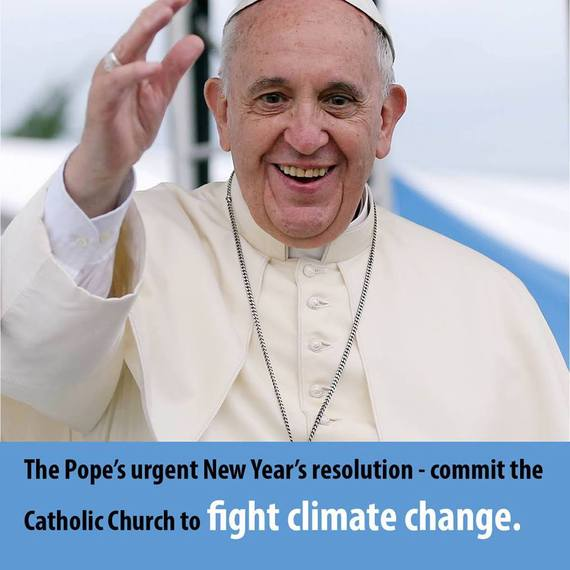 Getting Behind Pope Francis on Climate Change: Why People ...