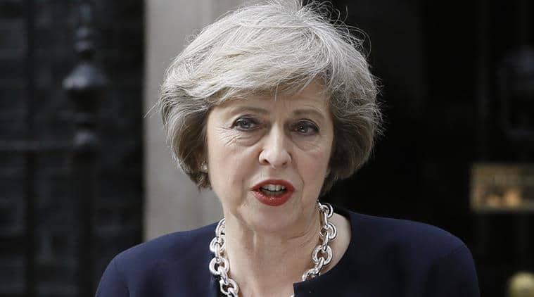 Theresa May negotiation