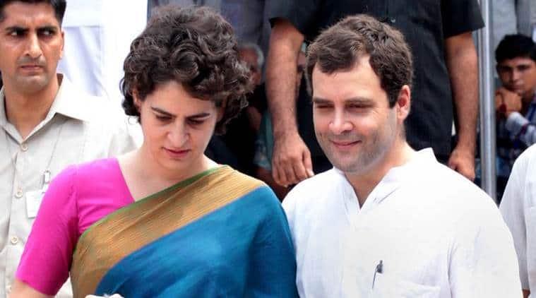 Congress floating Priyanka Gandhi's name signals Rahul ...