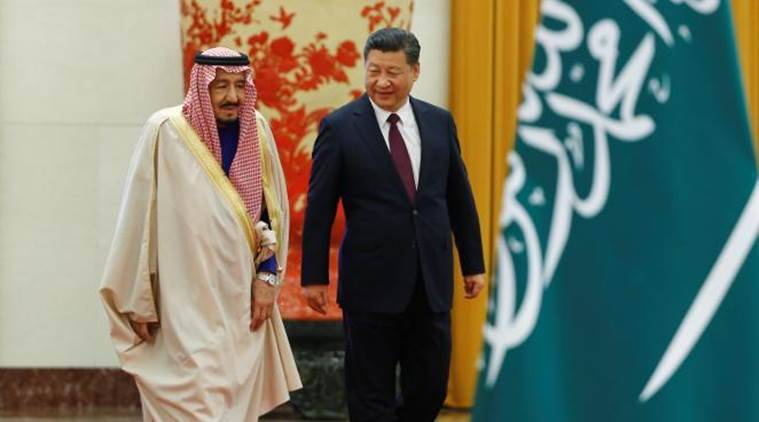 China, Saudi Arabia eye $65 billion in deals as King ...