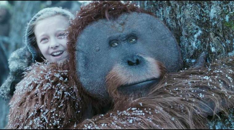 War For The Planet Of The Apes movie review: A sincere ...