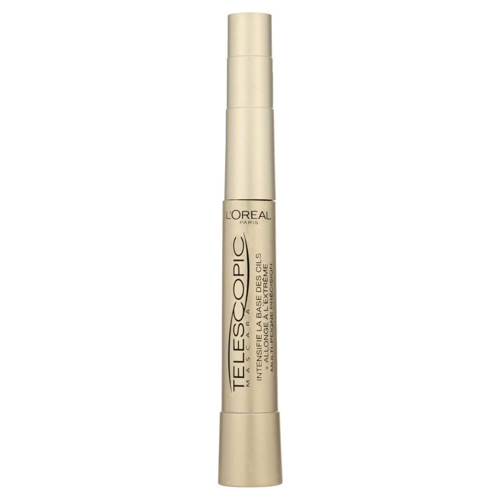 L'Oréal Paris Telescopic Mascara - Black | eBay