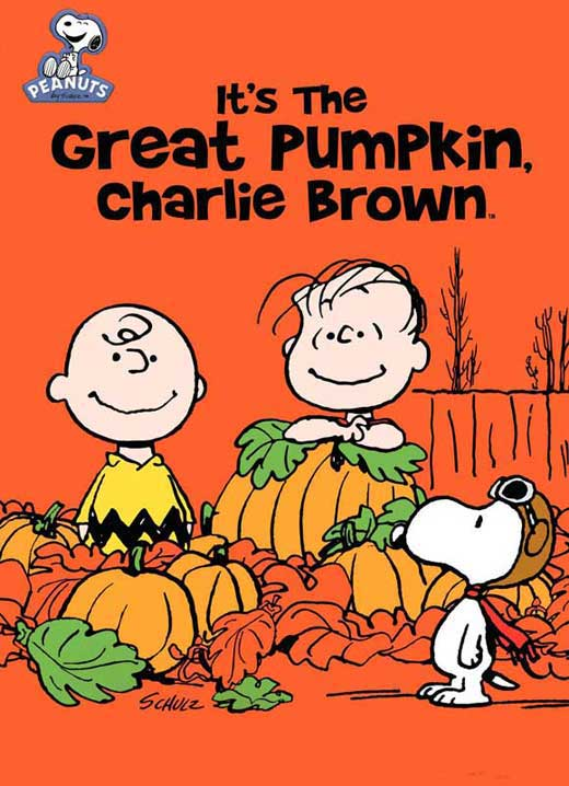 It's a Great Pumpkin Charlie Brown Movie Posters From Movie Poster ...