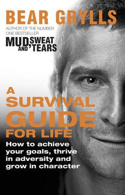 New Survival Guide for Life by Bear Grylls Free Shipping 0552168629 ...