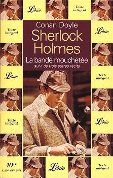 Sherlock Holmes - La bande mouchetée