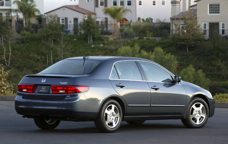 2005 Honda Accord Hybrid - Honda quietly will repair air bags nationwide