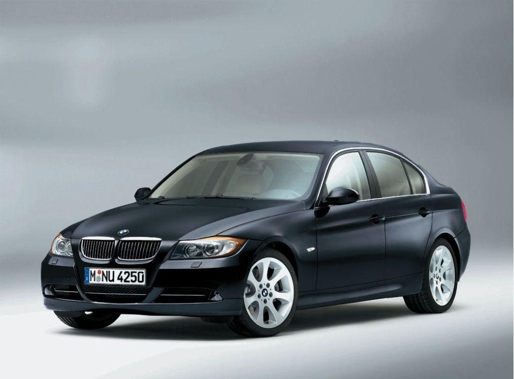 2006 BMW 3-Series - BMW recalls 1.6M 3-Series cars for air bag problem