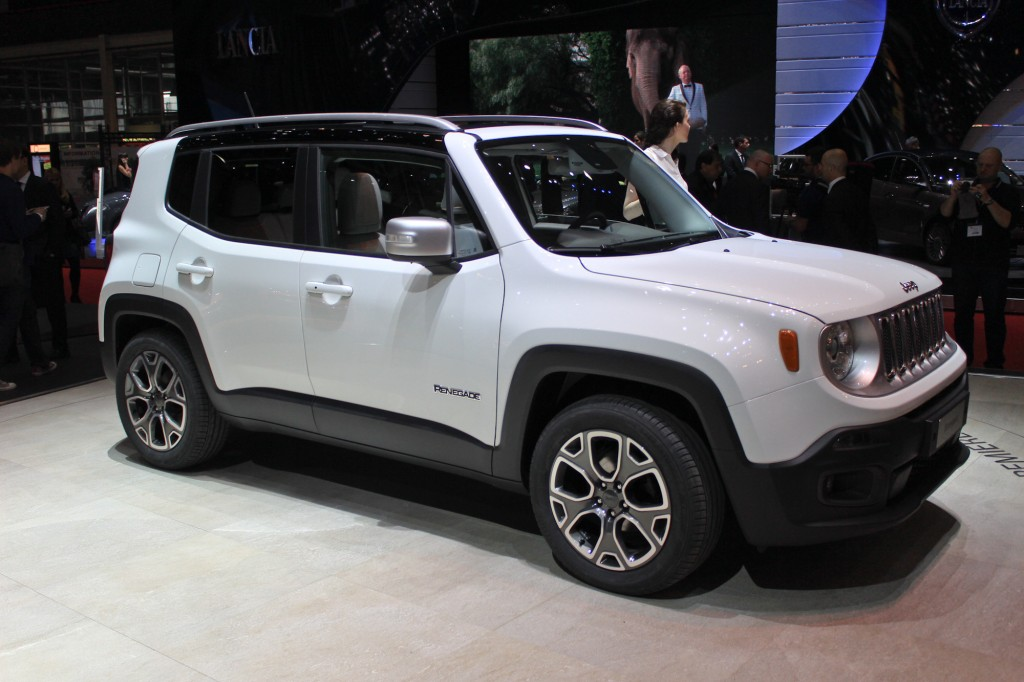 2015 Jeep Renegade - 2015 Jeep Renegade available from £16,995