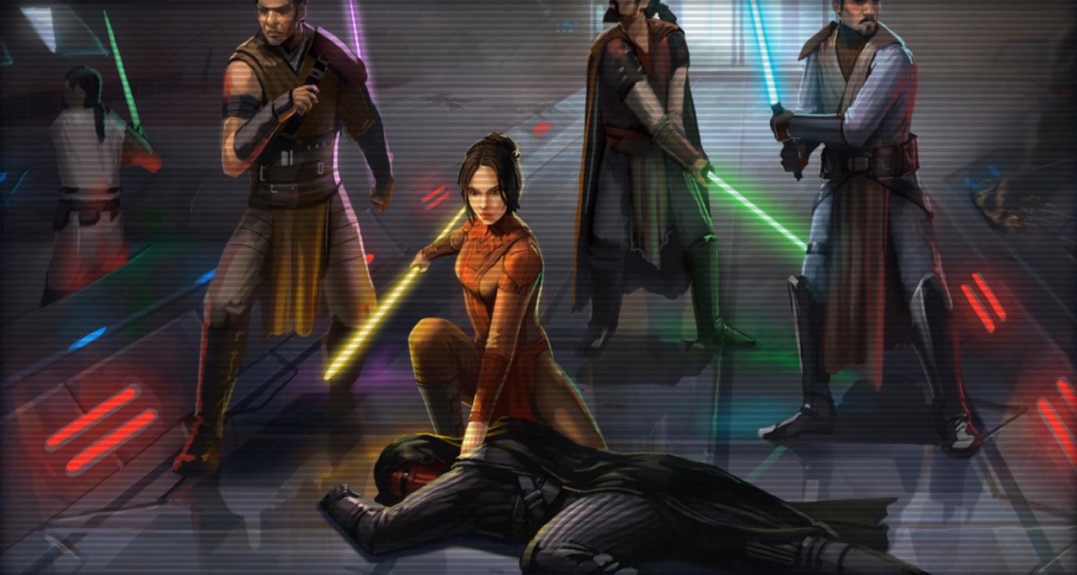 STAR WARS: The Old Republic - Let's show Bioware what kind ...