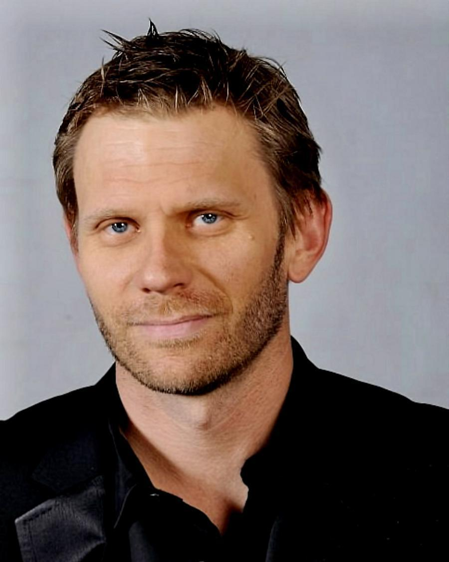 Il 52-anni, 180 cm alto Mark Pellegrino in 2017 photo
