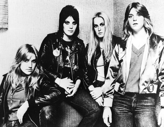 The Runaways in Sweden - 1978 - The Runaways Photo ...