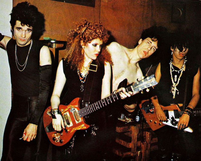 The Cramps - Psychobilly Photo (9012469) - Fanpop