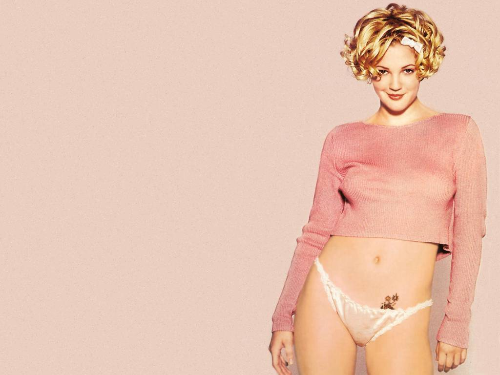Drew Barrymore Drew Pretty Wallpaper