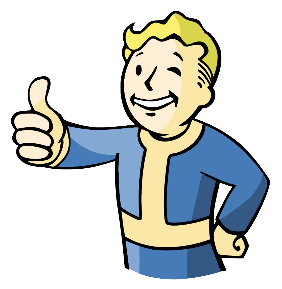 Fallout 3 other Vault Boy images - The Fallout wiki - Fallout: New ...