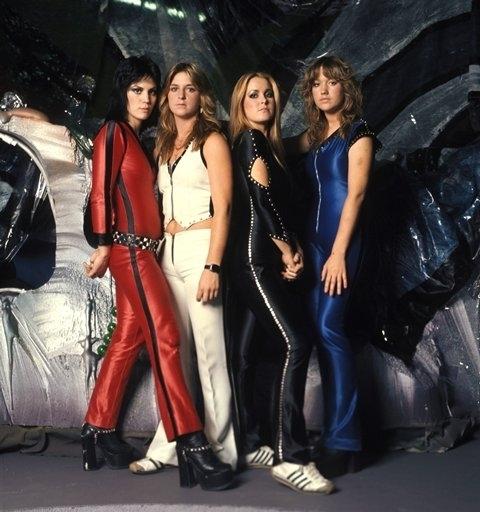 The Runaways-1978 - The Runaways Photo (18835115) - Fanpop
