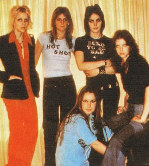 The Runaways in 76 - The Runaways Photo (23763493) - Fanpop