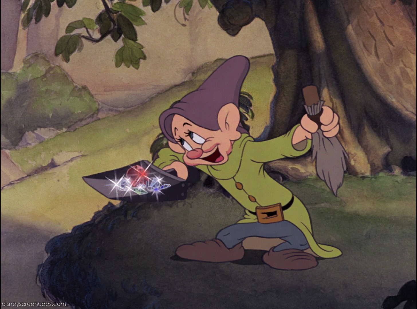 favorite character in Snow White and Seven Dwarfs besides Snow White ...