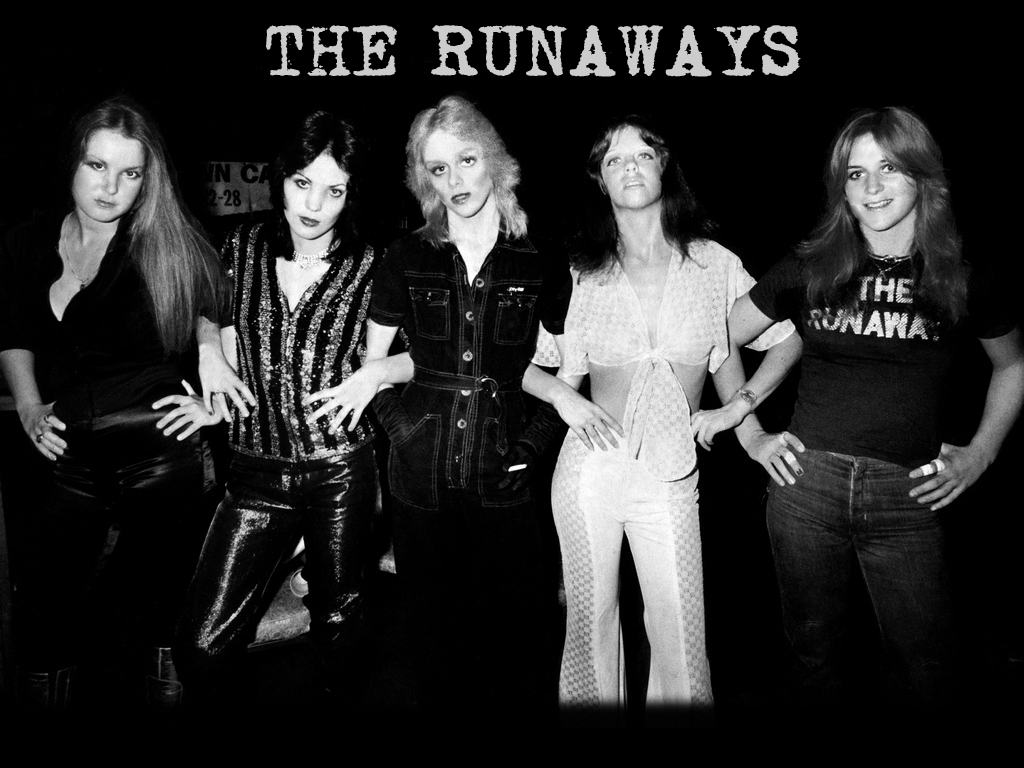 The runaways band images the runaways xx HD wallpaper and ...