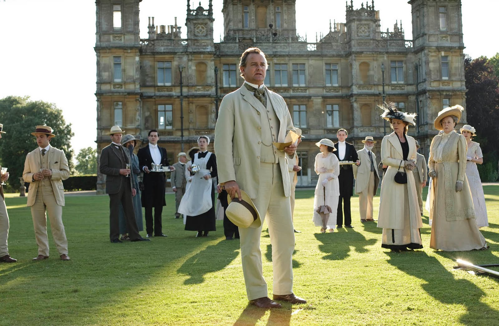 Downton Abbey Season 1 - Downton Abbey Photo (31759162 ...