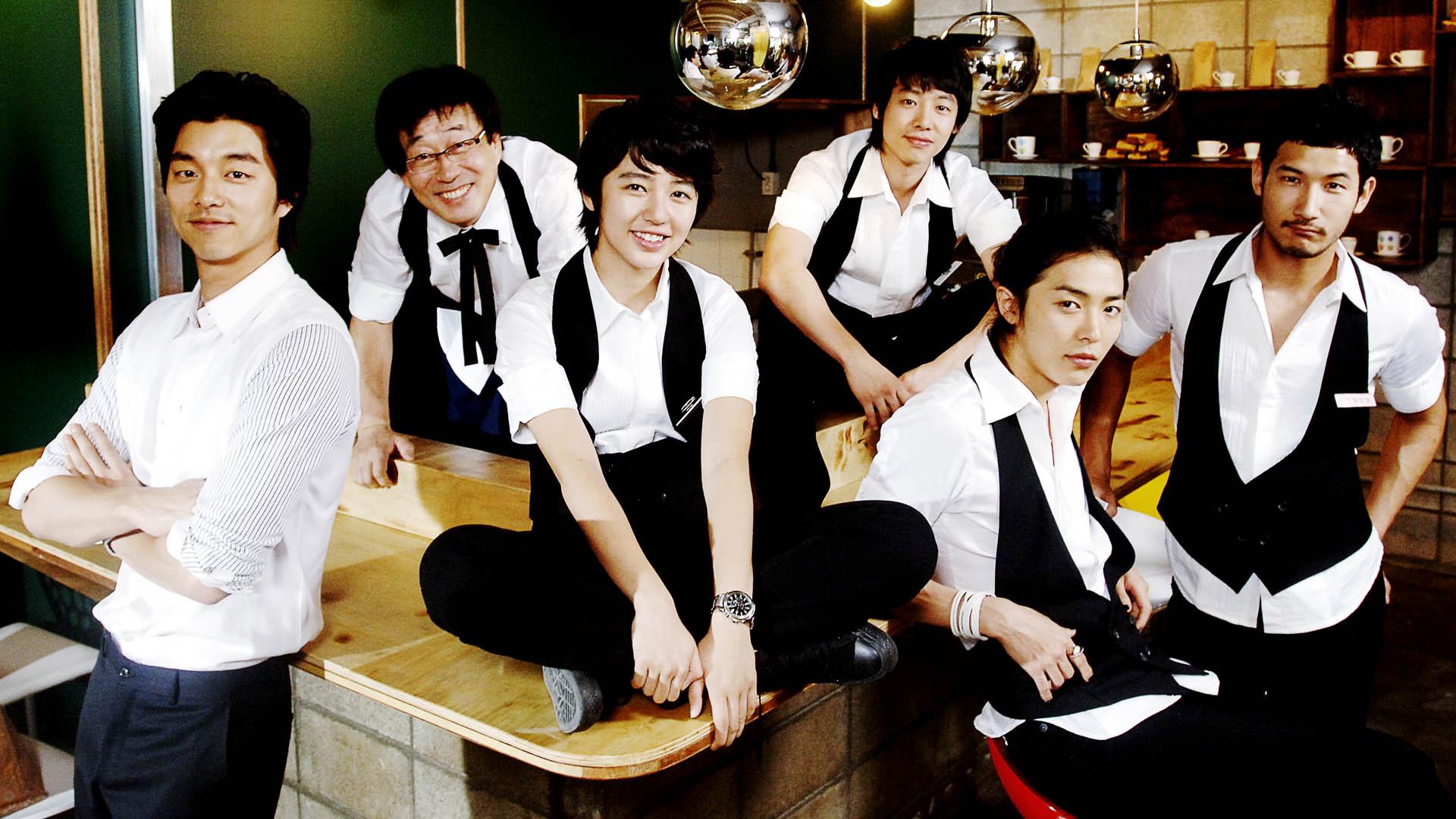 Coffee Prince - Korean Dramas Wallpaper (33103042) - Fanpop