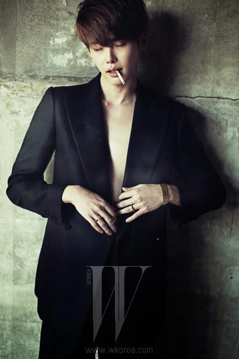 Lee Jong Suk images Lee Jong Suk 'Wkorea' wallpaper photos (36392750)