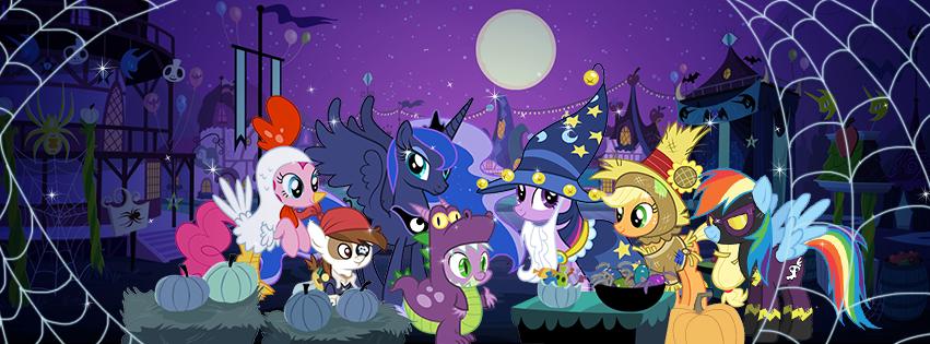Nightmare Night - My Little Pony Friendship is Magic Photo (37064828) - Fanpop