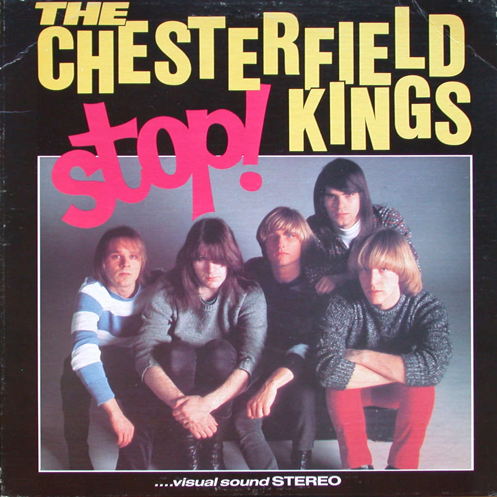Stop! by THE CHESTERFIELD KINGS, LP with skeudagogo - Ref:116151587