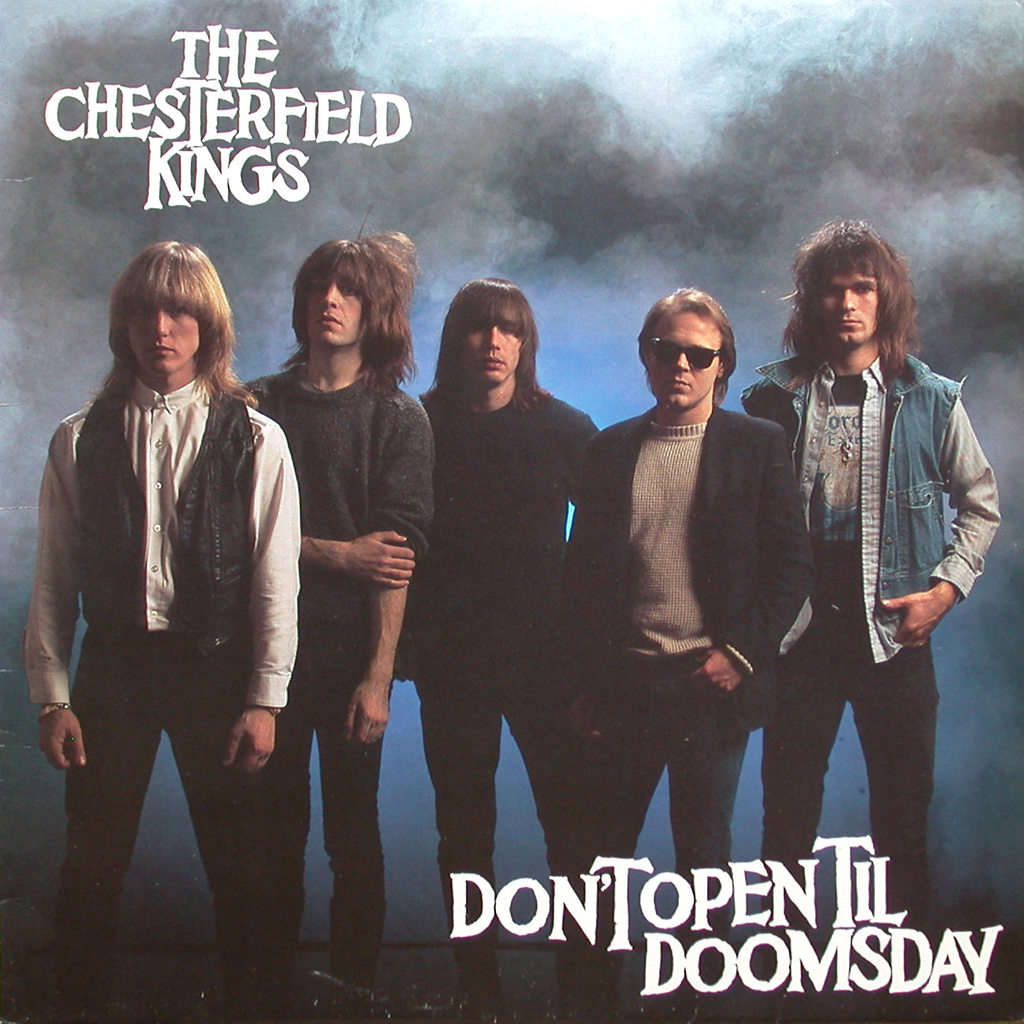 Don't Open Til Doomsday by THE CHESTERFIELD KINGS, LP with skeudagogo ...
