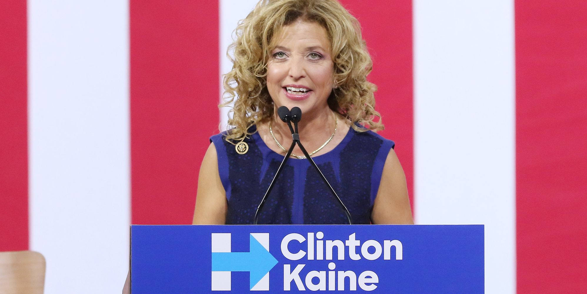 Debbie Wasserman Schultz Resigns As Democratic Party Chair | The ...
