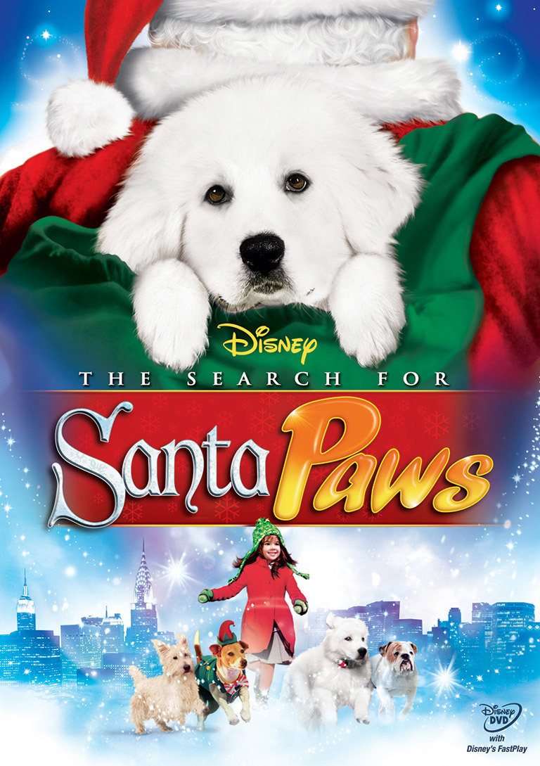 The Search for Santa Paws | Disney Movies
