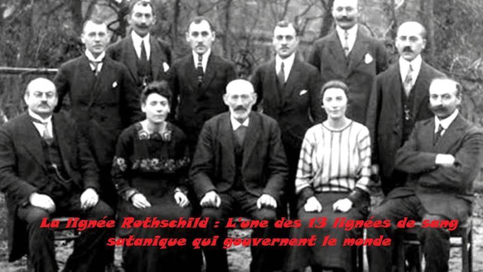 LES ROTHSCHILD SE PRÉPARENT À UNE CRISE ÉCONOMIQUE MAJEURE ...