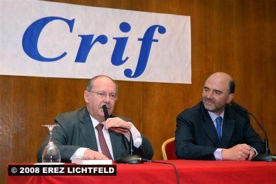 Qui est le christianophobe Pierre Moscovici ? - Le blog de ...