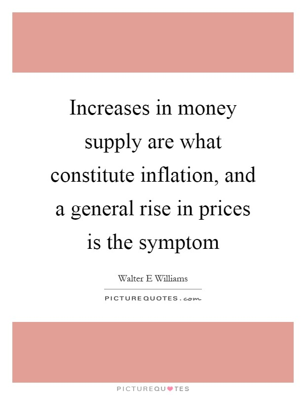 Inflation Quotes | Inflation Sayings | Inflation Picture Quotes - Page 2