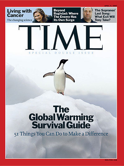 TIME Magazine Cover Warning of Coming Ice Age Is a Fake ...