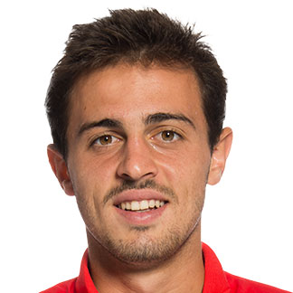 The 22-year old son of father (?) and mother(?), 173 cm tall Bernardo Silva in 2017 photo