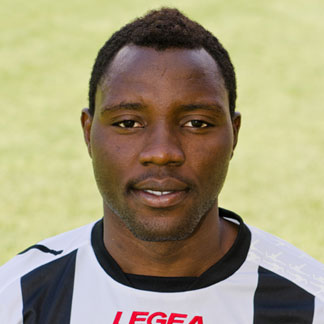The 28-year old son of father (?) and mother(?), 173 cm tall Kwadwo Asamoah in 2017 photo