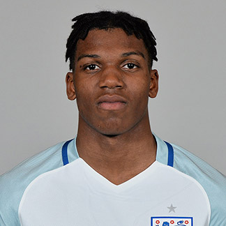 The 18-year old son of father (?) and mother(?), 180 cm tall Dujon Sterling in 2018 photo