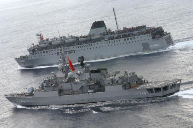 High Noon vor Zypern: Die türkische Kanonenboot-Politik im ...