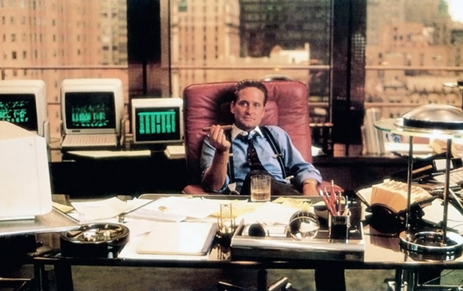 'Wall Street' (1987) | The 10 Best Oliver Stone Films ...