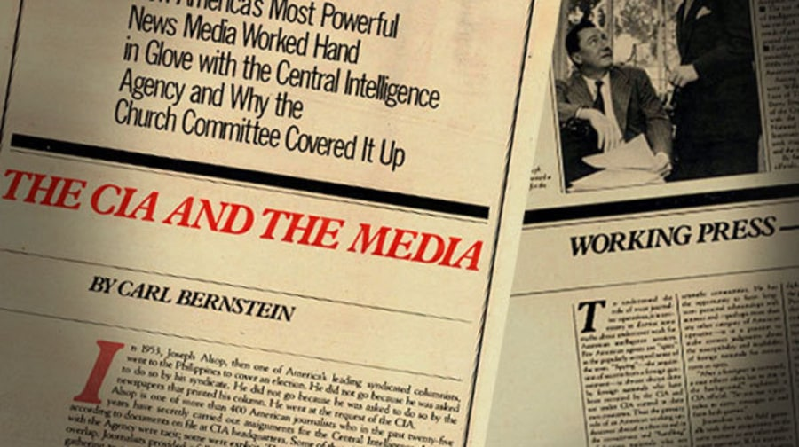 Journalists Exposed as Secret CIA Operatives | Rolling Stone's Biggest Scoops, Exposés and ...