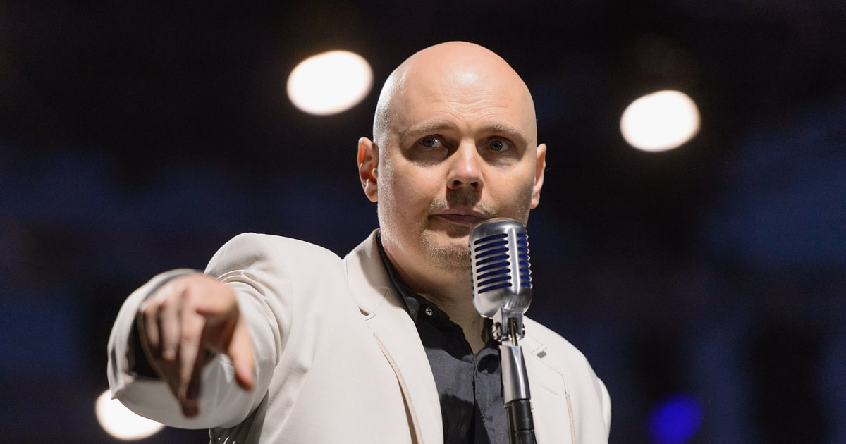 Billy Corgan Plots Road Trip Documentary About America ...