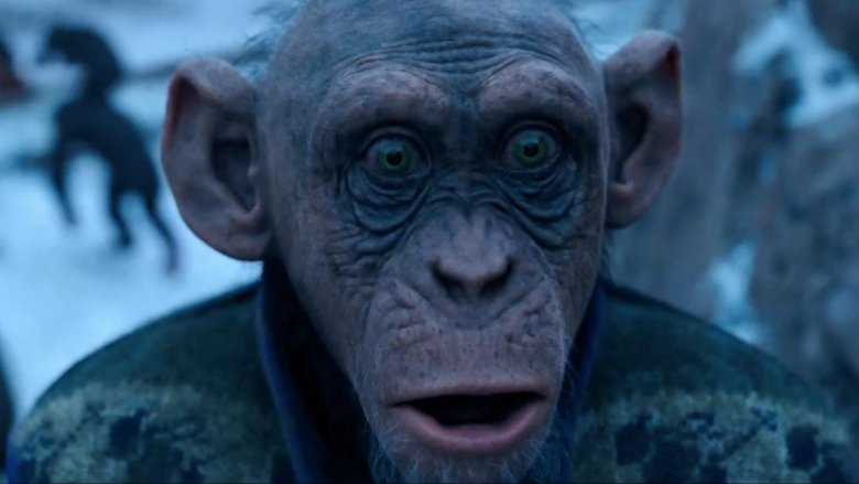 The ending of War for the Planet of the Apes explained