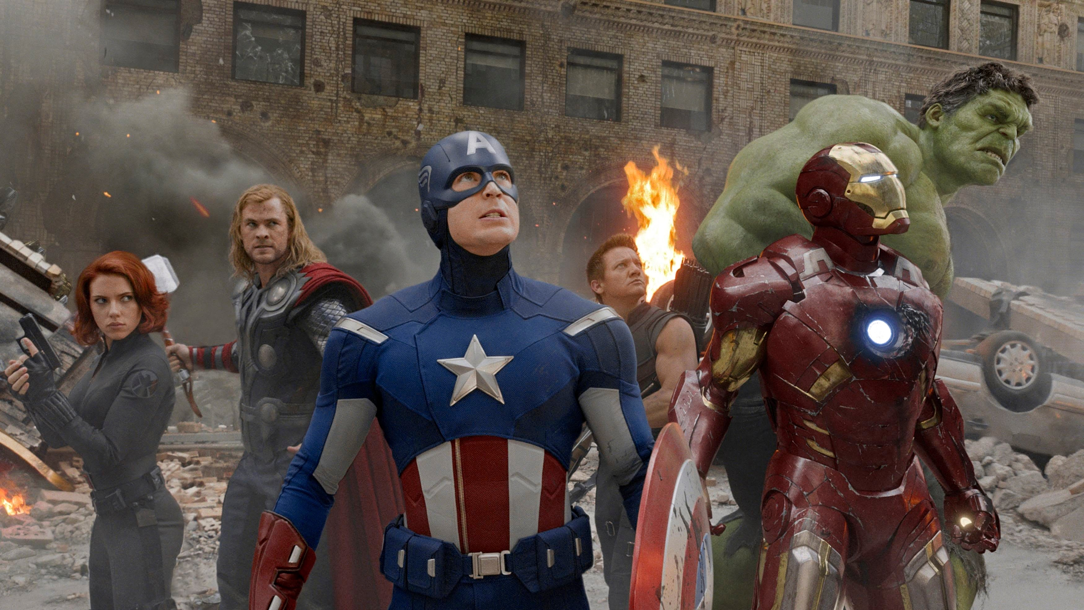 Avengers - Marvel Cinematic Universe Wiki