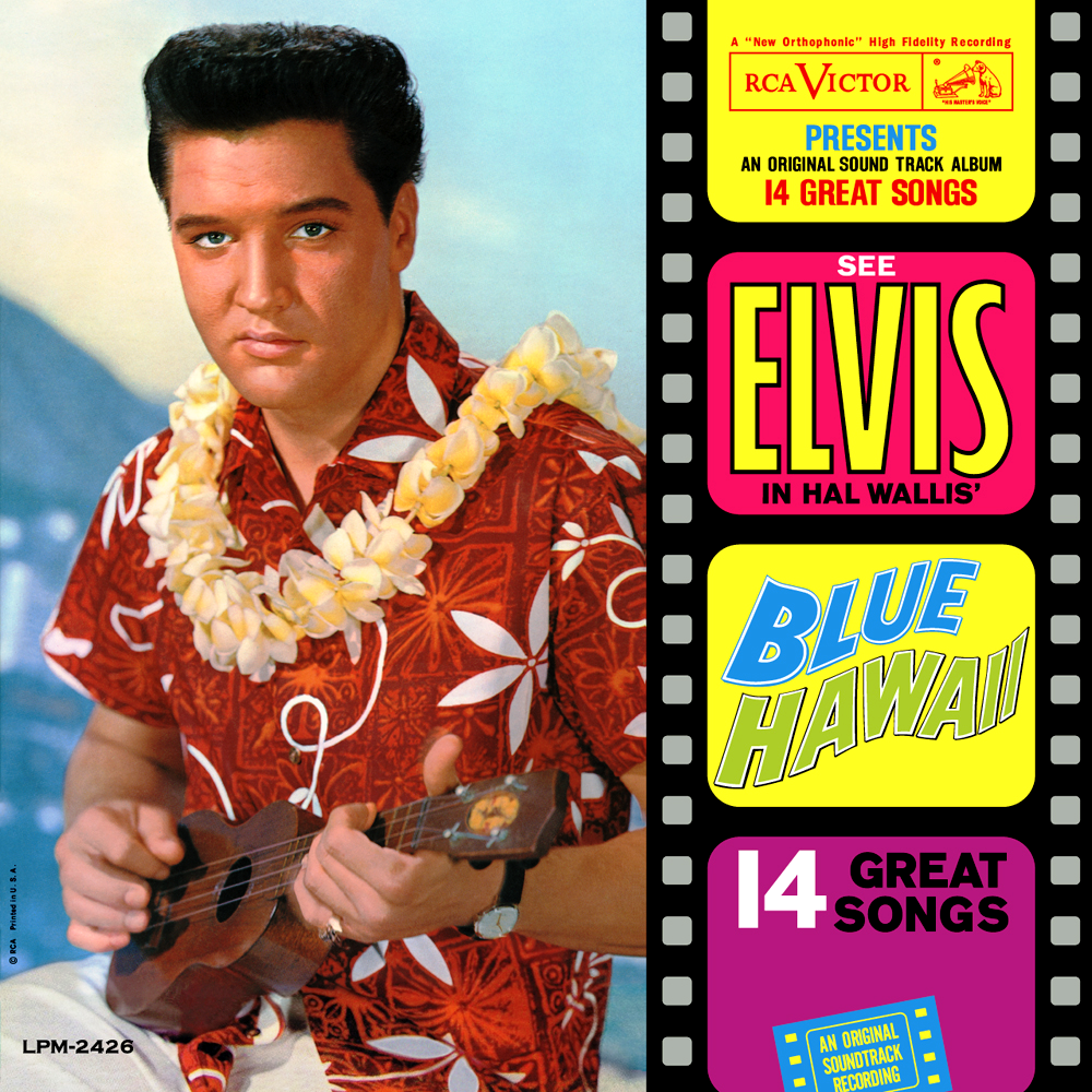 Blue Hawaii - Elvis Presley — Listen and discover music at ...
