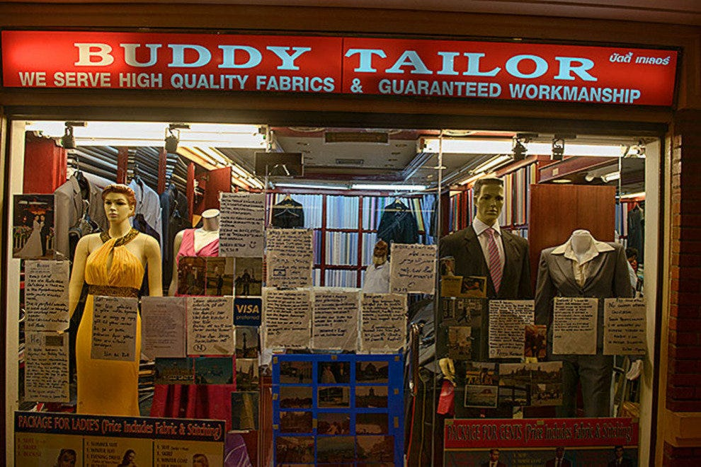 Buddy Tailor: Bangkok Shopping Review - 10Best Experts and ...