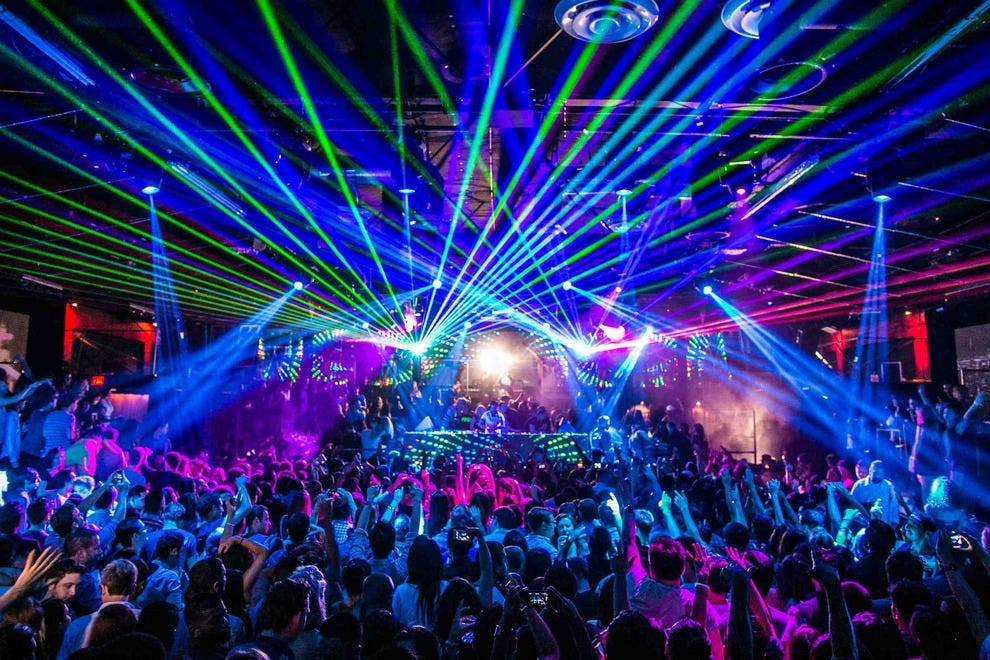 Los Angeles Nightlife: Night Club Reviews by 10Best