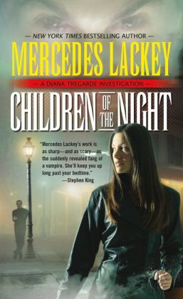 Children of the Night (Diana Tregarde Investigation Series #2)