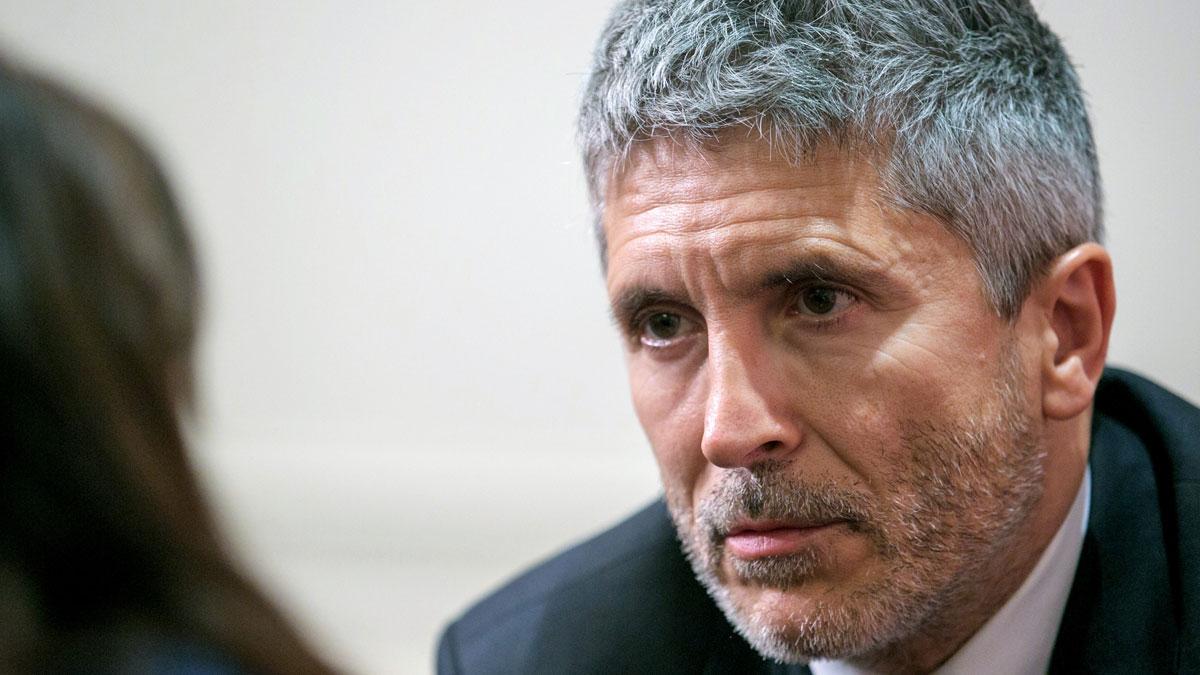 Gobierno de Pedro Sánchez | Grande-Marlaska, el juez que ...